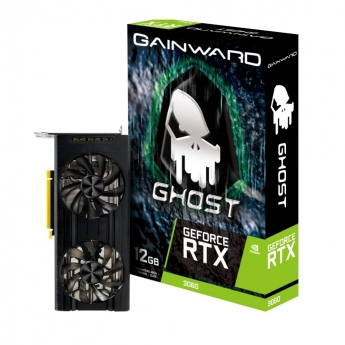 PLACA DE VIDEO GAINWARD OC RTX 3060 12GB GD6 192BITS