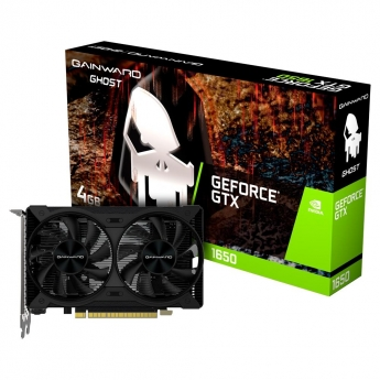 PLACA DE VIDEO GAINWARD GHOST GTX 1650 4GB G6 128 BITS