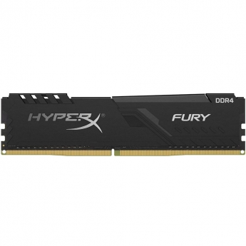 MEMORIA KINGSTON 16GB DDR4 2666MHZ HYPER BLACK PC
