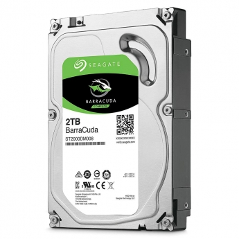 HARD DISK HD 2TB SATA SEAGATE BARRACUDA
