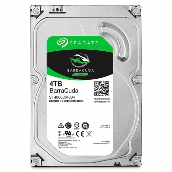 HARD DISK HD 4TB SEAGATE BARRACUDA
