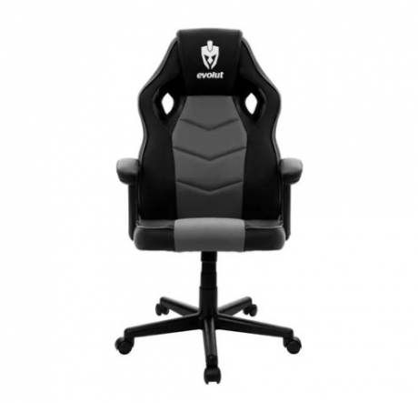 CADEIRA GAMER EVOLUT EG903 HUNTER PRETO