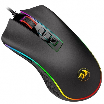 MOUSE GAMER REDRAGON COBRA RGB 10000DPI CHROMA